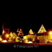 Nachtaufnahme - Fotograf Henry Mann