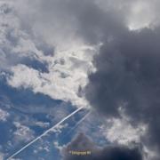Monatsthema Wolken Himmelszeichnungen Fotograf Henry Mann