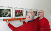 Making Of - Ausstellung Vitalis Medifit Niedernhausen