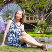 Fotowalk Koreanischer Garten - Fotograf Michael Häckl