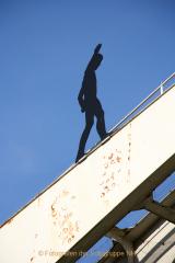 Fotowalk Kunstufer Bingen - Fotografin Nicole Gieseler
