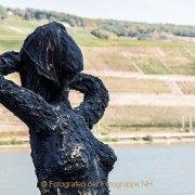 Fotowalk Kunstufer Bingen - Fotografin Jutta R. Buchwald