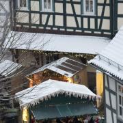 Fotowalk Weihnachtsmarkt Eppstein - Fotograf Helmut Joa
