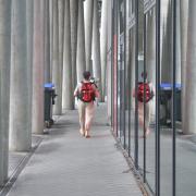 Fotowalk Frankfurt West - Fotografin Gabi Duda