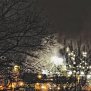 Fotowalk Nacht-/Langzeitaufnamen Industriepark - Fotografin Jutta R. Buchwald
