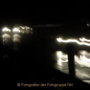 Fotowalk Nacht-/Langzeitaufnamen Industriepark - Fotografin Nicole Gieseler