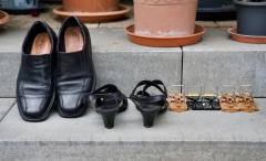 Monatsthema Schuhe - Fotograf Henry Mann