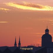 Monatsthema Wolken Himmelszeichnungen Fotograf Albert Wenz