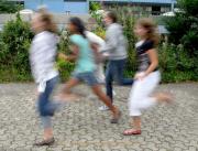 Monatsthema Bewegungen, Schwingungen - Fotografin Anne Jeuk