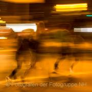 Monatsthema Bewegungen, Schwingungen - Fotografin Nicole Gieseler