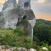 Monatsthema Steine, Felsen, Mauern - Fotografin Izabela Reich
