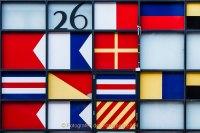 Buchstaben und Zahlen - Fotografin Jutta R. Buchwald
