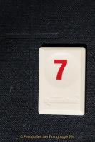 Buchstaben und Zahlen - Fotograf Werner Ch. Buchwald