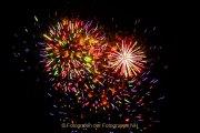 Feuerwerk - Fotografin Jutta R. Buchwald