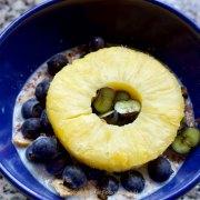 Obst und Gemüse von innen - Fotograf Henry Mann