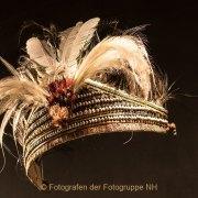 Monatsthema Kopfbeckungen - Fotografin Jutta R. Buchwald