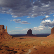 Fotografin Anne Jeuk - USA / Monument Valley
